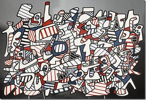 Выставка современного искусства в эрмитаже