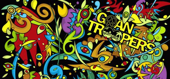 goan troopers - psychedelic party