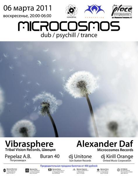 Microcosmos - Vibrasphere