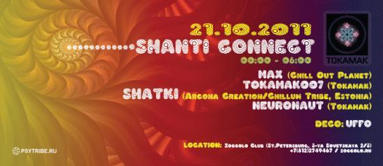 SHANTI CONNECT