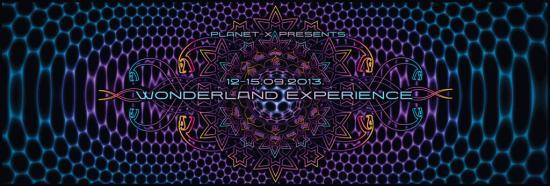 wonderland experience 2013