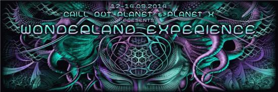 Wonderland experience 2014