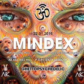 mindex - ghettopsychedelic