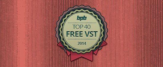 free vst plugins 2014