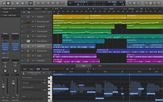 скачать программу для создании музыки на русском