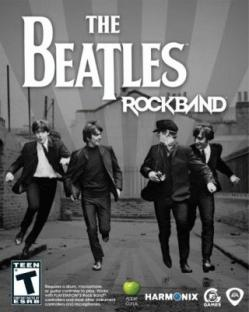 The Beatles - Rock Band box