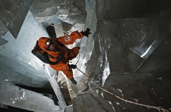 Транс хрустальная пещера