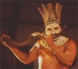 Amampondo - южноафриканские барабанщики