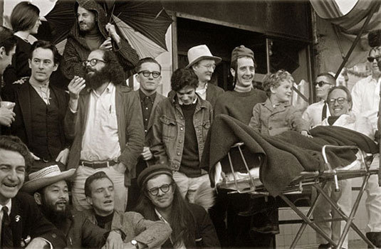 beat generation and hippie movement essay Get an answer for 'how was the hippie movement of the 60s different from the beatnik movement of the 50s' and find beat generation), by a non.
