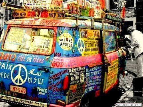 hippie - хиппи