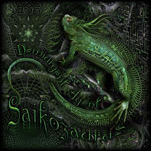 Saikozaurus - Demiurgent Agent