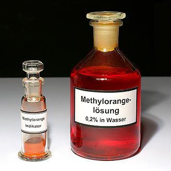 Methylorange - Experience