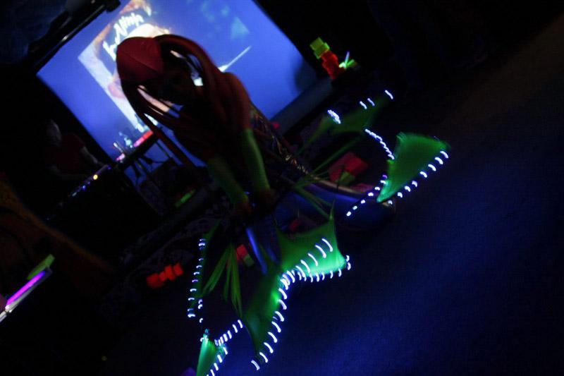 18.03.2009 - Паралоновые сны в клубе