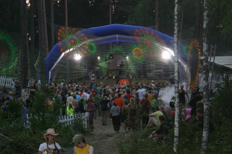07.07 - 09.07.2006 - Konemetsa (FIN)